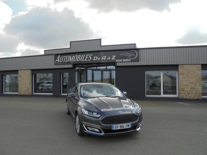 Ford MONDEO HYBRID 187CH VIGNALE BVA 4P Hybride GRIS C Occasion à vendre
