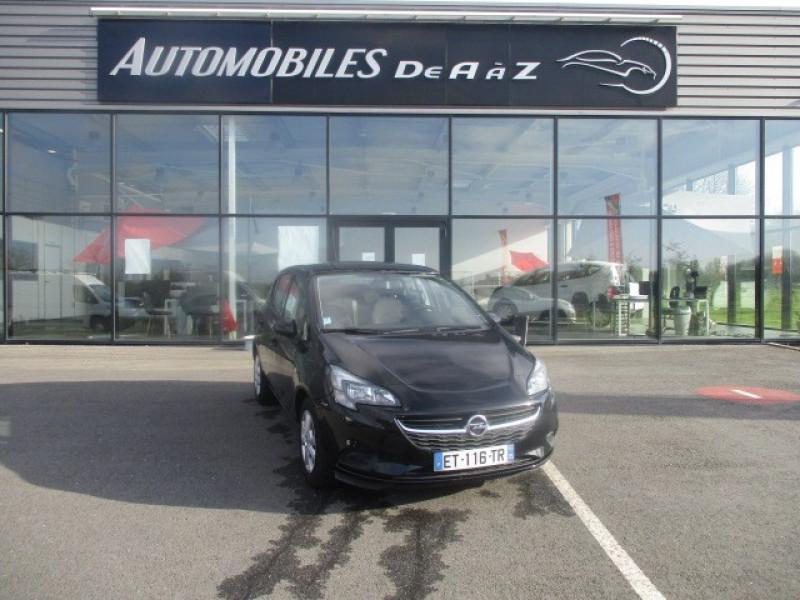 Opel CORSA 1.4 90CH BLACK EDITION 5P Essence NOIR Occasion à vendre