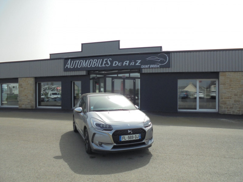 Photo 1 de l'offre de DS DS 3 PURETECH 110CH EXECUTIVE S&S EAT6 à 16990€ chez AUTOMOBILES DE A A Z DOMALAIN