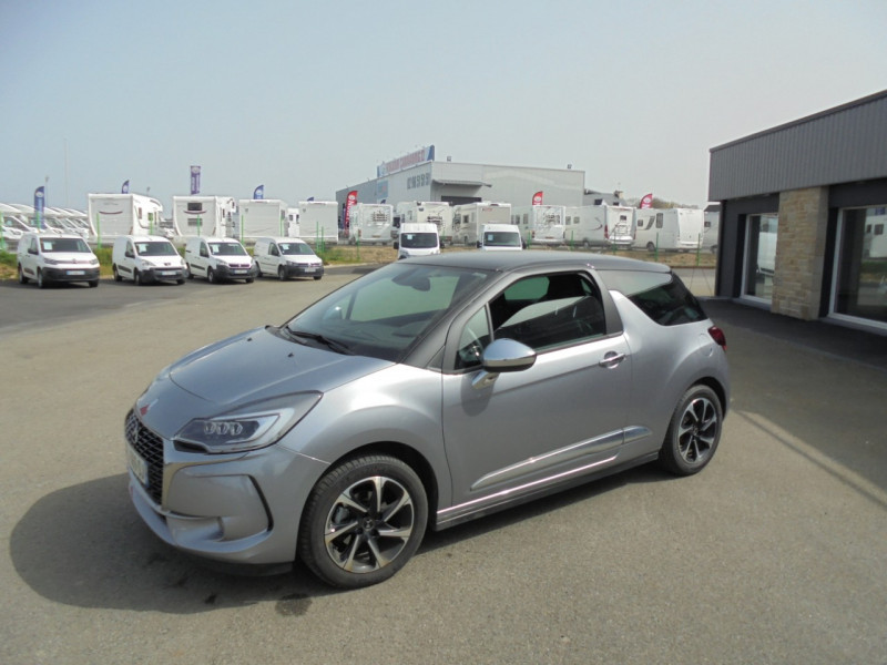 Photo 2 de l'offre de DS DS 3 PURETECH 110CH EXECUTIVE S&S EAT6 à 16990€ chez AUTOMOBILES DE A A Z DOMALAIN