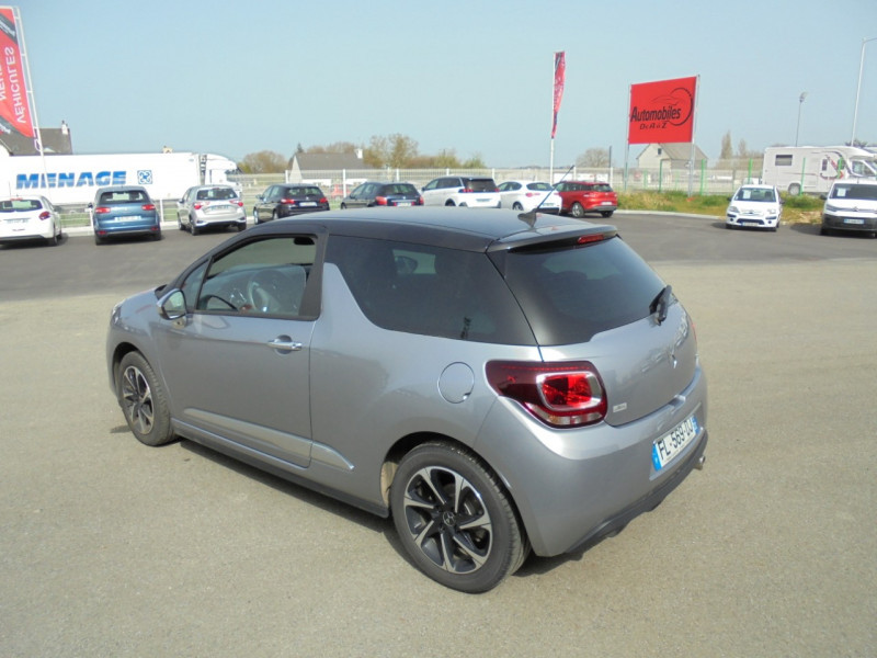 Photo 3 de l'offre de DS DS 3 PURETECH 110CH EXECUTIVE S&S EAT6 à 16990€ chez AUTOMOBILES DE A A Z DOMALAIN