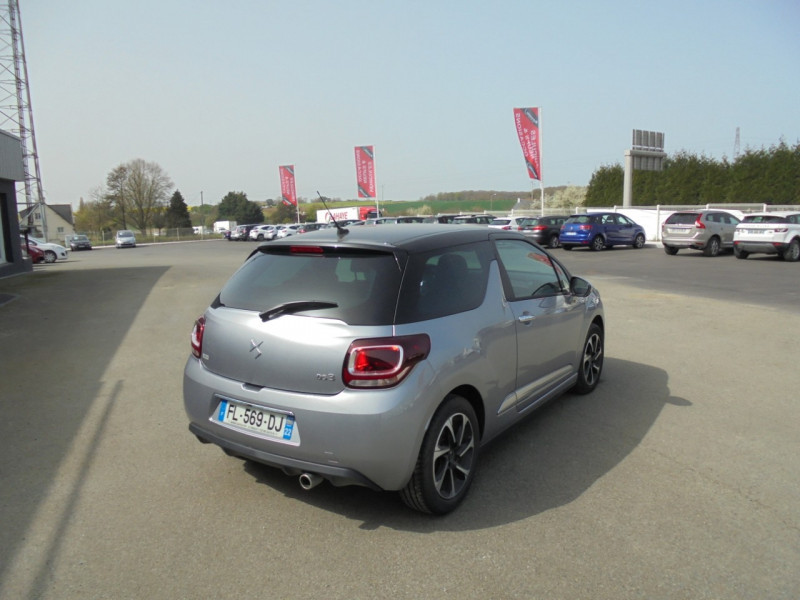 Photo 4 de l'offre de DS DS 3 PURETECH 110CH EXECUTIVE S&S EAT6 à 16990€ chez AUTOMOBILES DE A A Z DOMALAIN