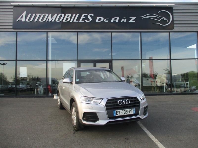 Audi Q3 2.0 TDI 120CH AMBIENTE Diesel GRIS C Occasion à vendre