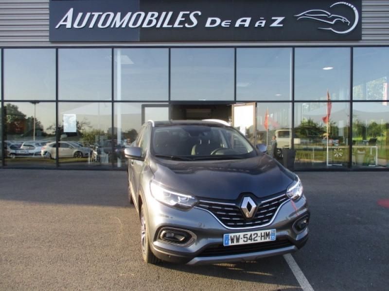 Renault KADJAR 1.5 BLUE DCI 115CH INTENS Diesel GRIS TITANIUM Occasion à vendre