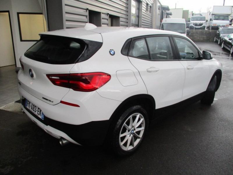Photo 3 de l'offre de BMW X2 SDRIVE18DA 150CH LOUNGE à 27990€ chez AUTOMOBILES DE A A Z DOMALAIN
