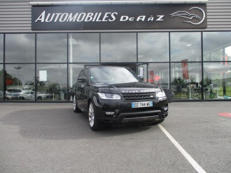 Land-Rover RANGE ROVER SPORT SDV6 3.0 306CH HSE DYNAMIC Diesel NOIR Occasion à vendre