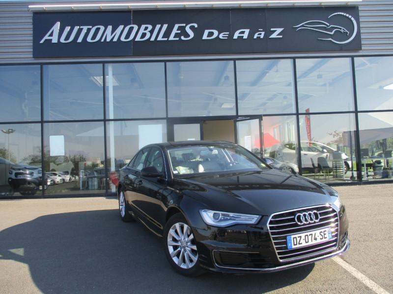 Audi A6 2.0 TDI 190CH BUSINESS LINE QUATTRO S TRONIC 7 Diesel NOIR Occasion à vendre