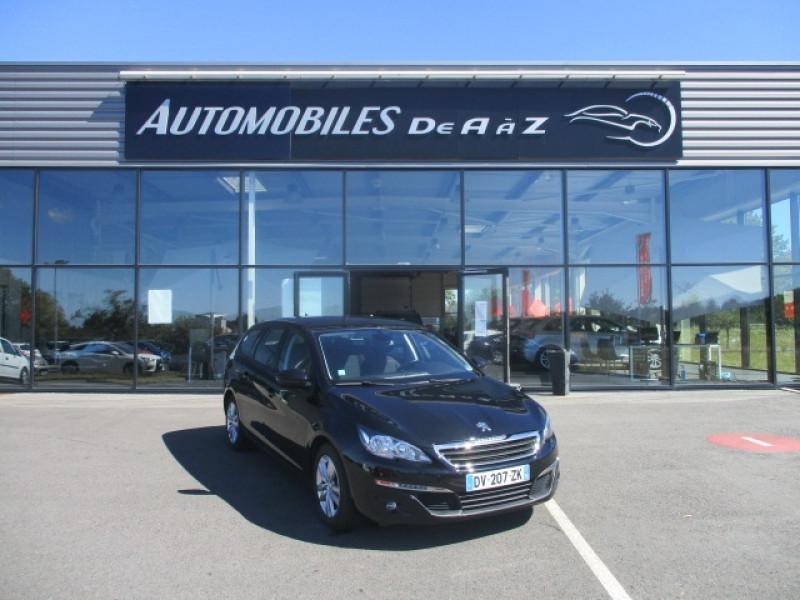 Peugeot 308 SW 1.6 BLUEHDI FAP 120CH BUSINESS PACK Diesel NOIR Occasion à vendre