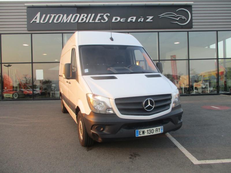 Mercedes-Benz SPRINTER FG 314 CDI 37S 3T5 E6 Diesel BLANC Occasion à vendre