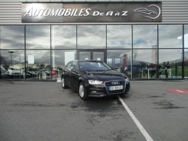 Audi A3 1.6 TDI 105CH FAP BUSINESS LINE 3P Diesel NOIR Occasion à vendre