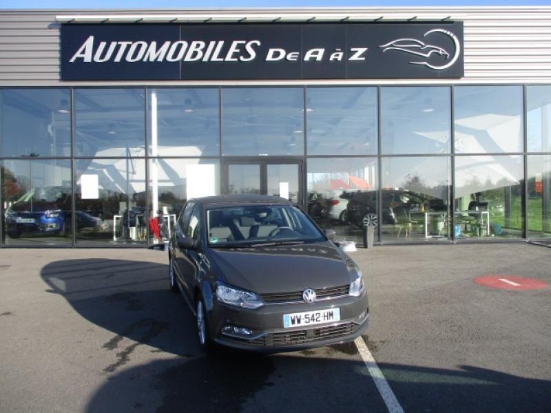 Volkswagen POLO 1.4 TDI 90CH BLUEMOTION TECHNOLOGY CONFORTLINE BUSINESS 5P Diesel GRIS Occasion à vendre