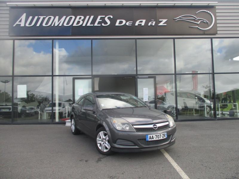 Opel ASTRA GTC 1.7 CDTI110 ENJOY ECOF Diesel GRIS C Occasion à vendre