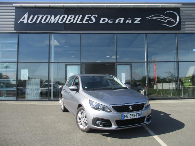 Peugeot 308 1.5 BLUEHDI 130CH S&S ACTIVE BUSINESS Diesel GRIS C Occasion à vendre