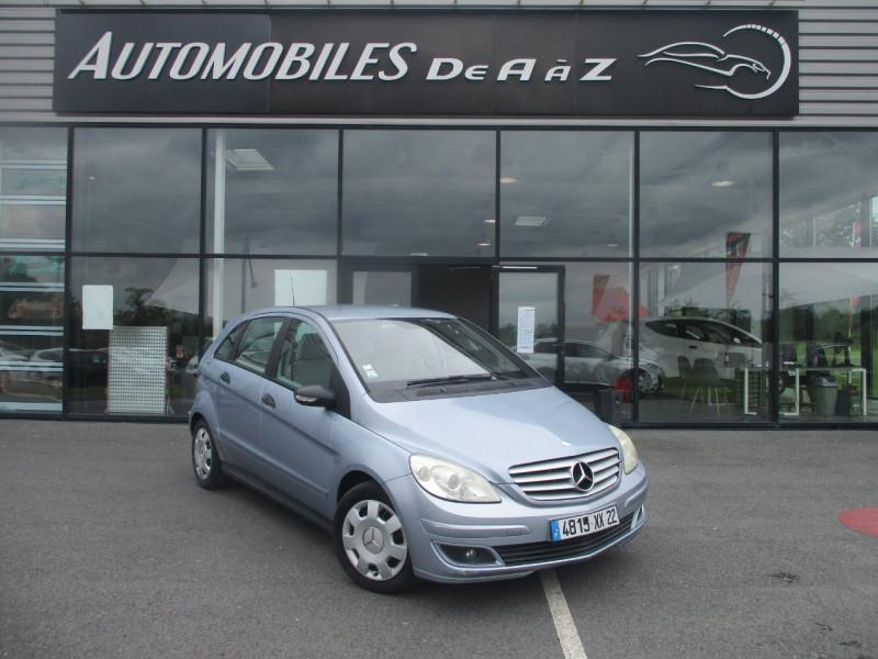 Mercedes-Benz CLASSE B (T245) 180 CDI Diesel BLEU C Occasion à vendre