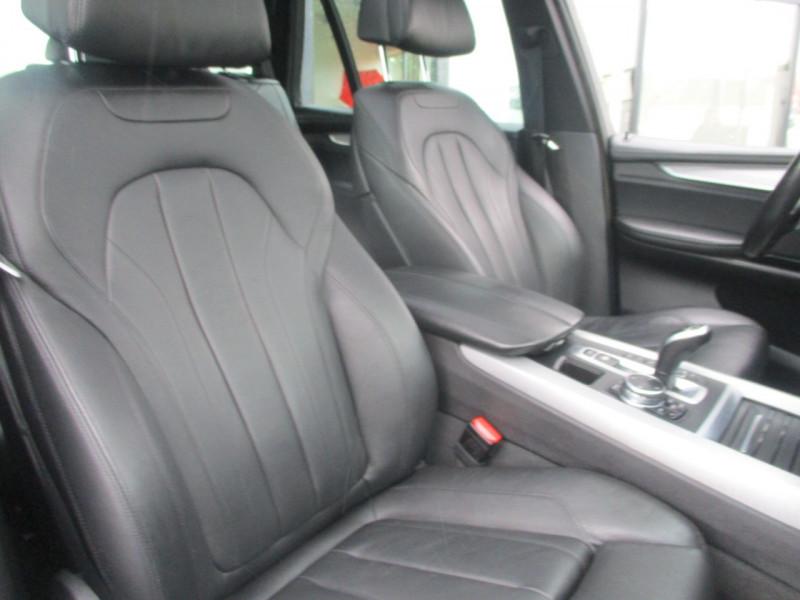 Photo 7 de l'offre de BMW X5 (F15) XDRIVE30DA 258CH M SPORT 7 PLACES à 34990€ chez AUTOMOBILES DE A A Z DOMALAIN