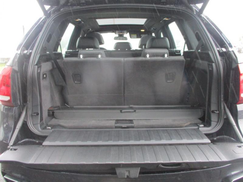 Photo 18 de l'offre de BMW X5 (F15) XDRIVE30DA 258CH M SPORT 7 PLACES à 34990€ chez AUTOMOBILES DE A A Z DOMALAIN