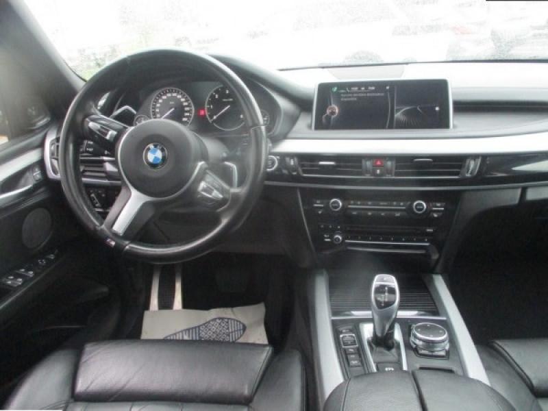 Photo 10 de l'offre de BMW X5 (F15) XDRIVE30DA 258CH M SPORT 7 PLACES à 34990€ chez AUTOMOBILES DE A A Z DOMALAIN