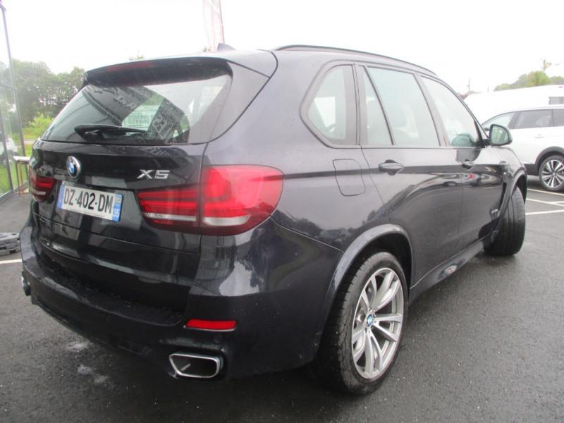 Photo 3 de l'offre de BMW X5 (F15) XDRIVE30DA 258CH M SPORT 7 PLACES à 34990€ chez AUTOMOBILES DE A A Z DOMALAIN