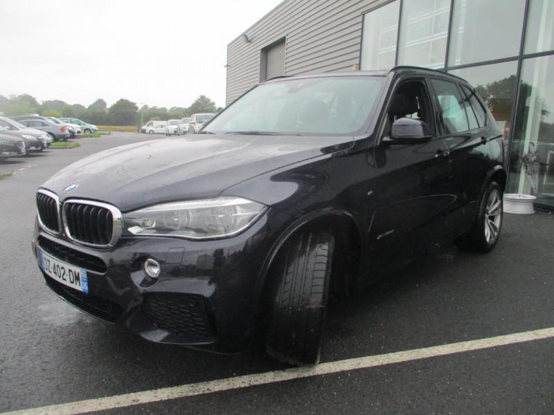 Photo 2 de l'offre de BMW X5 (F15) XDRIVE30DA 258CH M SPORT 7 PLACES à 34990€ chez AUTOMOBILES DE A A Z DOMALAIN