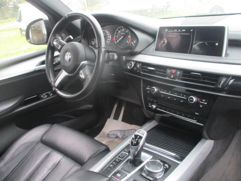 Photo 8 de l'offre de BMW X5 (F15) XDRIVE30DA 258CH M SPORT 7 PLACES à 34990€ chez AUTOMOBILES DE A A Z DOMALAIN