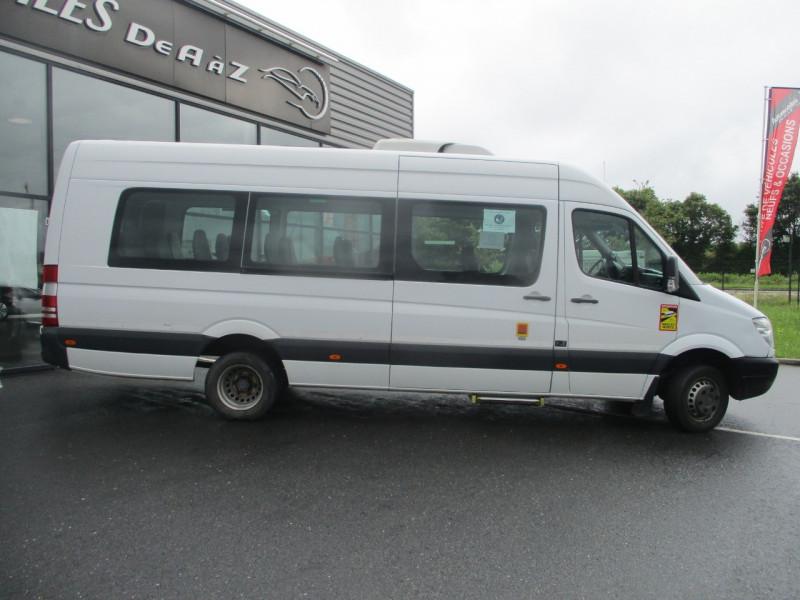 Photo 2 de l'offre de MERCEDES SPRINTER TRANSFER 516 CDI 24 PLACES MINI CAR à 29990€ chez AUTOMOBILES DE A A Z DOMALAIN