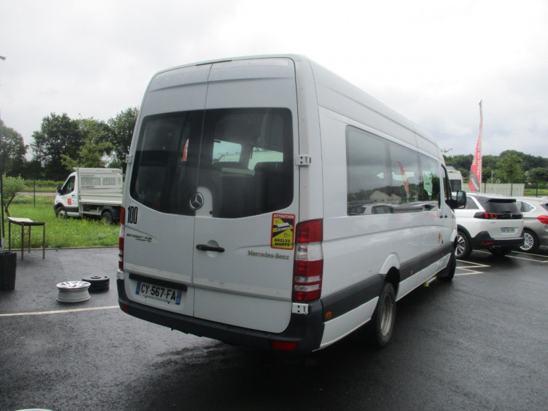 Photo 3 de l'offre de MERCEDES SPRINTER TRANSFER 516 CDI 24 PLACES MINI CAR à 29990€ chez AUTOMOBILES DE A A Z DOMALAIN