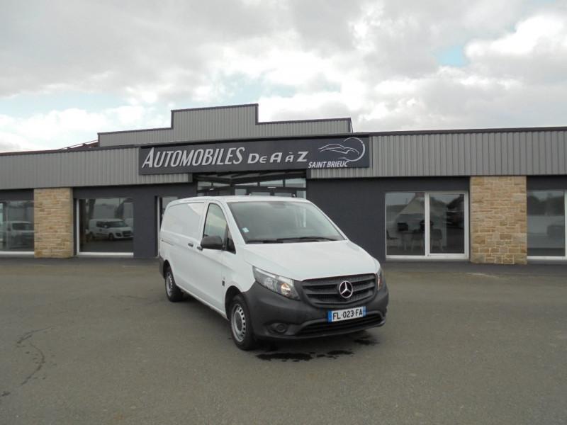 Mercedes-Benz VITO FG 114 CDI LONG PRO E6 TRACTION Diesel BLANC Occasion à vendre