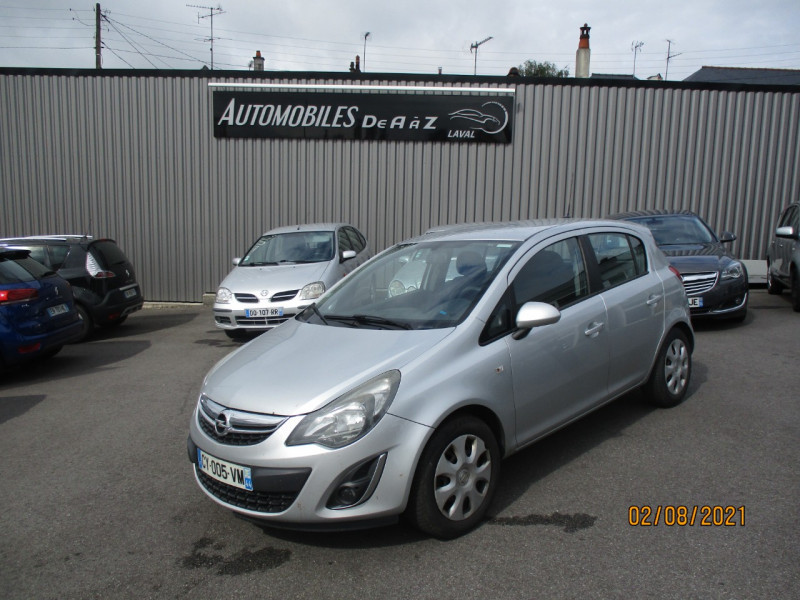 Opel CORSA 1.3 CDTI 75CH FAP GRAPHITE 5P Diesel GRIS Occasion à vendre