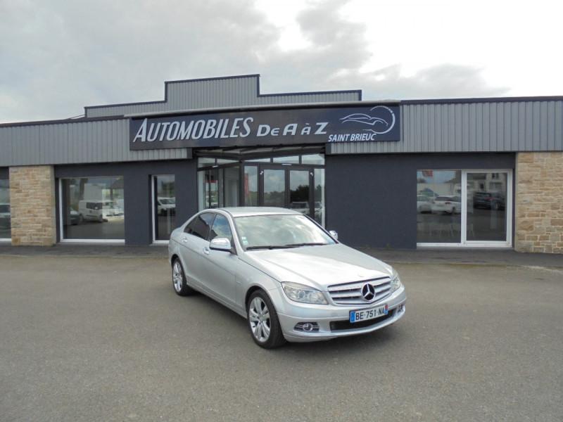 Mercedes-Benz CLASSE C (W204) 220 CDI AVANTGARDE BA Diesel GRIS C Occasion à vendre