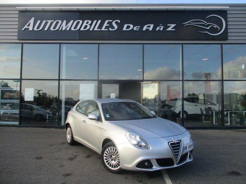 Alfa Romeo GIULIETTA 1.6 JTDM DISTINCTIVE STOP&START Diesel GRIS Occasion à vendre