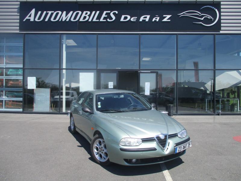 Alfa Romeo 156 2.4 JTD136 Diesel VERT Occasion à vendre