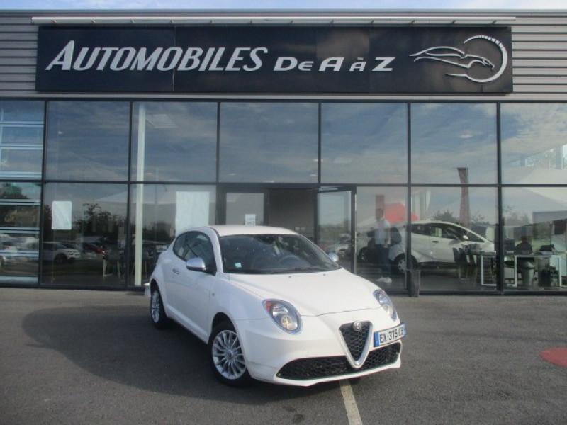 Alfa Romeo MITO 1.4 MPI 78CH EDIZIONE STOP&START Essence BLANC Occasion à vendre