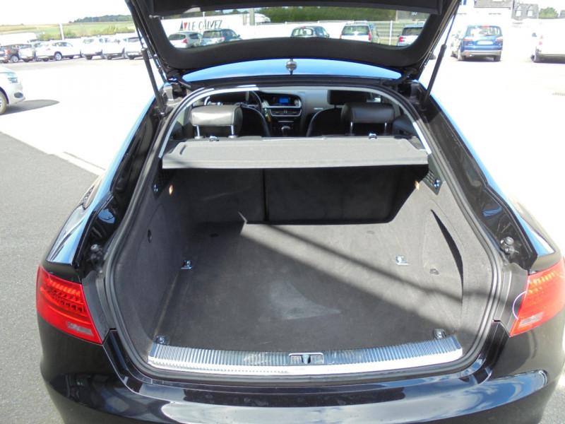 Photo 5 de l'offre de AUDI A5 SPORTBACK 1.8 TFSI 144CH S LINE MULTITRONIC à 29990€ chez AUTOMOBILES DE A A Z DOMALAIN