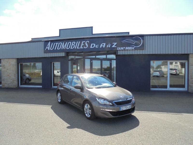 Peugeot 308 1.6 HDI FAP 92CH ACTIVE 5P Diesel MARRON Occasion à vendre