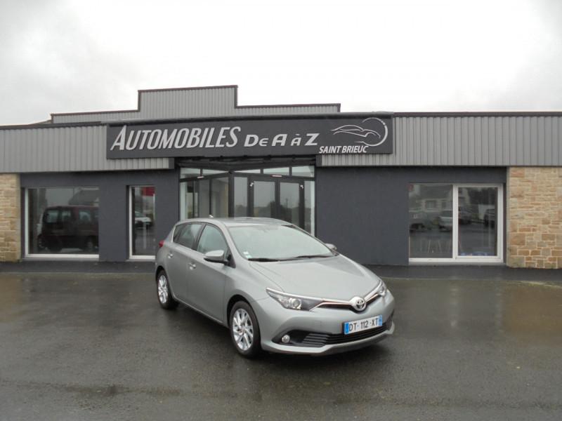 Toyota AURIS 1.2T 116 DYNAMIC Essence GRIS C Occasion à vendre