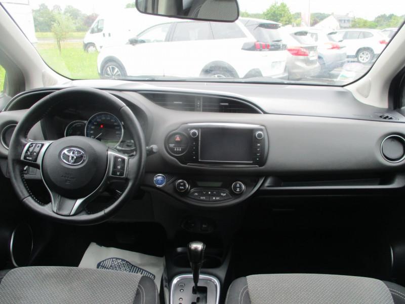 Photo 10 de l'offre de TOYOTA YARIS HSD 100H BUSINESS 5P à 10990€ chez AUTOMOBILES DE A A Z DOMALAIN