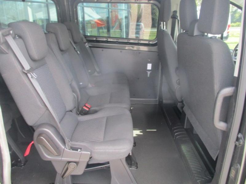 Photo 7 de l'offre de FORD TRANSIT CUSTOM KOMBI 310 L2H1 2.0 TDCI 130CH AMBIENTE à 23990€ chez AUTOMOBILES DE A A Z DOMALAIN