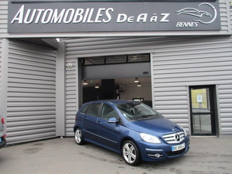 Mercedes-Benz CLASSE B (T245) 180 CDI CLASSIC Diesel BLEU F Occasion à vendre
