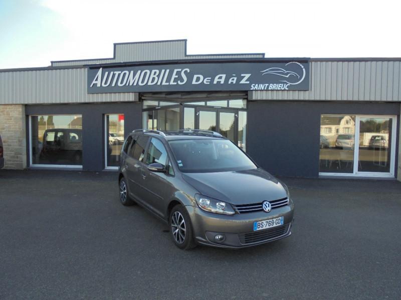 Volkswagen TOURAN N1 1.6 TDI 105CH BLUEMOTION FAP CONFORTLINE Diesel GRIS F Occasion à vendre