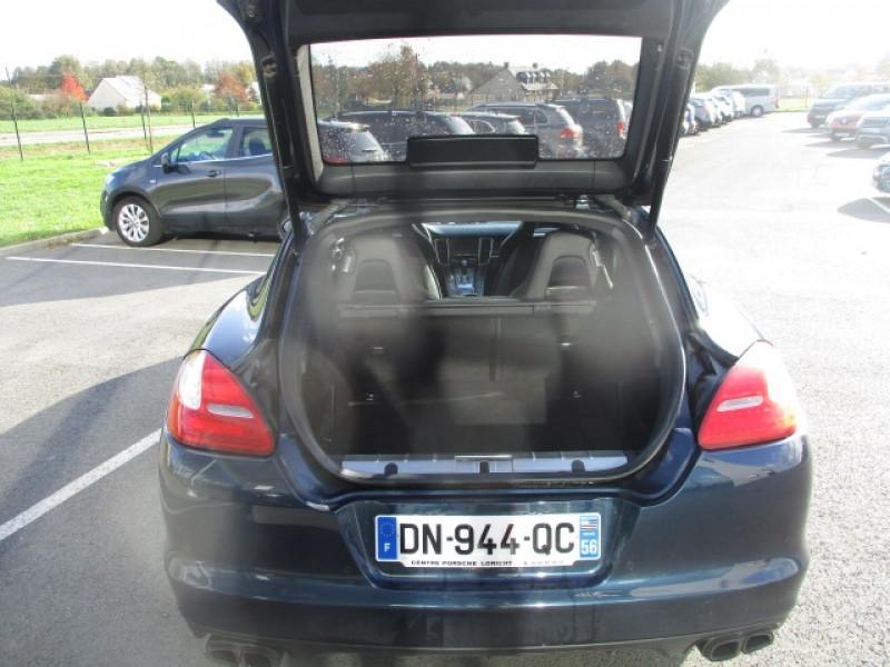 Photo 6 de l'offre de PORSCHE PANAMERA (970) GTS PDK à 43990€ chez AUTOMOBILES DE A A Z DOMALAIN