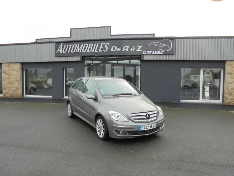 Mercedes-Benz CLASSE B (T245) 180 CDI Diesel GRIS F Occasion à vendre