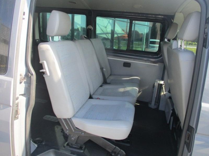 Photo 9 de l'offre de VOLKSWAGEN TRANSPORTER 2.0 TDI 140 TPMR 6 PLACES à 23990€ chez AUTOMOBILES DE A A Z DOMALAIN