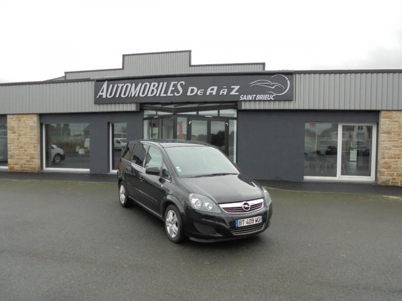 Opel ZAFIRA 1.7 CDTI 110CH FAP EDITION Diesel NOIR Occasion à vendre