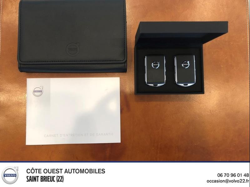 Photo 13 de l'offre de VOLVO XC60 D4 AdBlue 190ch Inscription Geartronic à 40990€ chez Côte Ouest Automobiles