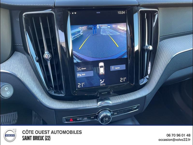 Photo 10 de l'offre de VOLVO XC60 D4 AdBlue 190ch Inscription Geartronic à 40990€ chez Côte Ouest Automobiles
