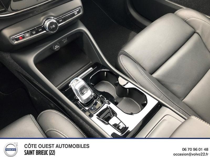 Photo 14 de l'offre de VOLVO XC40 D4 AdBlue AWD 190ch Inscription Luxe Geartronic 8 à 49990€ chez Côte Ouest Automobiles