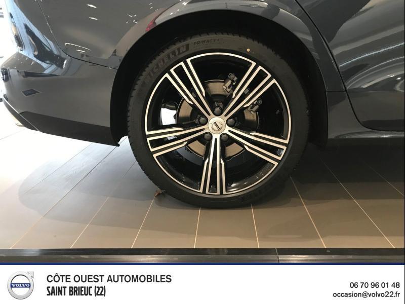 Photo 5 de l'offre de VOLVO V60 D4 190ch AdBlue Inscription Luxe Geartronic à 57490€ chez Côte Ouest Automobiles