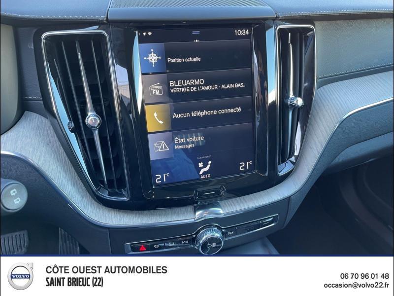 Photo 17 de l'offre de VOLVO XC60 D4 AdBlue 190ch Inscription Geartronic à 40990€ chez Côte Ouest Automobiles