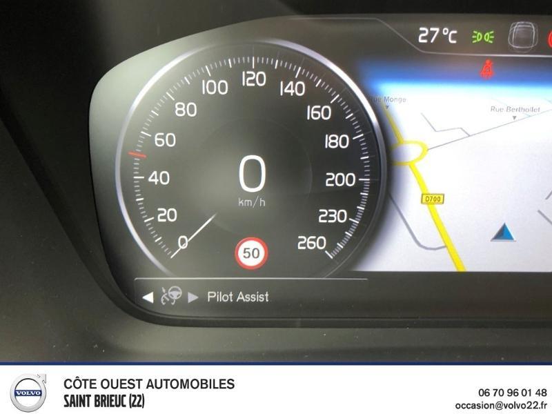 Photo 20 de l'offre de VOLVO XC40 D4 AdBlue AWD 190ch Inscription Luxe Geartronic 8 à 49990€ chez Côte Ouest Automobiles