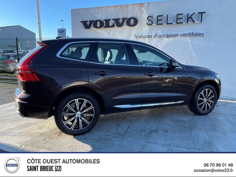 Photo 4 de l'offre de VOLVO XC60 D4 AdBlue 190ch Inscription Geartronic à 40990€ chez Côte Ouest Automobiles